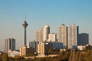 برج الميلاد في طهران - ايران