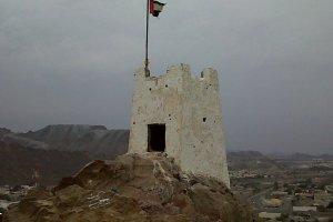 قلعة مصفوت في عجمان