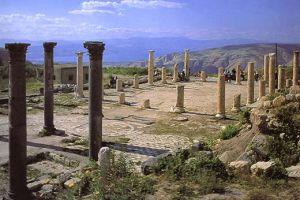 منطقة أم قيس في الأردن