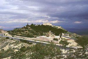 جبل نيبو بالأردن