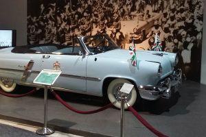 متحف السيارات الملكية في عمان