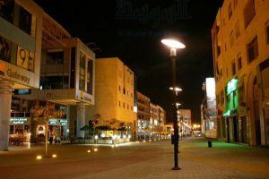 شارع الوكالات في عمان