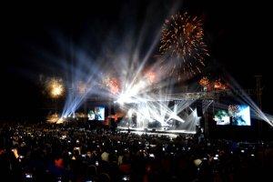 جمهورمهرجانات عمشيت