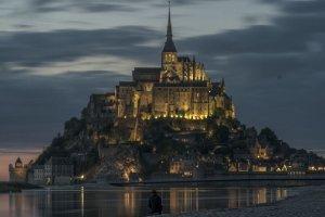 قلعة مونت سانت في فرنسا