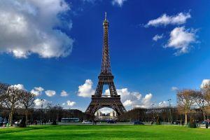 برج ايفل في باريس