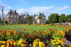 حدائق لوكسمبورغ في باريس