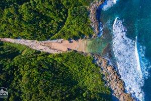 شاطئ غوادلوب