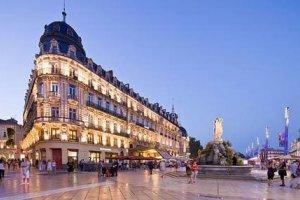 المعالم السياحية في مونبلييه في فرنسا