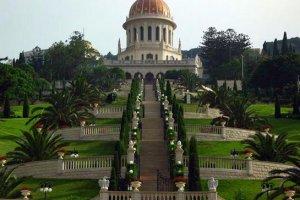 ضريح الباب في مدينة حيفا