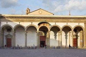 كنيسة سانتيسيما أنونزياتا في فلورنسا