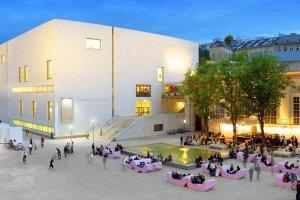 متحف ليوبولد الفني في فيننا بالنمسا