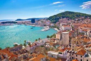 مدينة تروجير فى كرواتيا