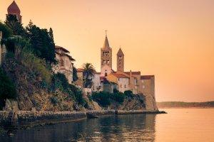 جزيرة راب في كرواتيا