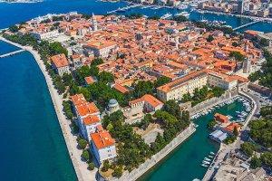 مدينة زادار فى كرواتيا