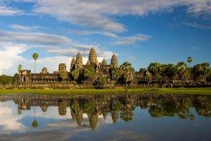 بحيرات كمبوديا