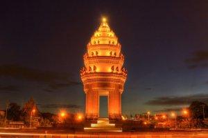 بنوم بنه عاصمة كمبوديا