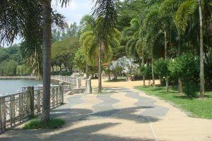 حديقة بحيرة بردانا كوالالمبور