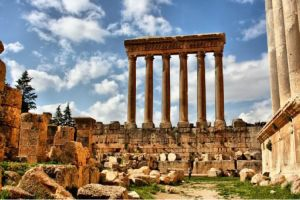 بعلبك لبنان