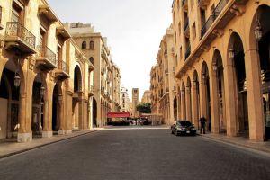 شارع الحمرا في بيروت