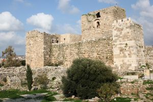 قلعة جبيل