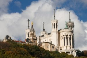 Basilica of Notre Dame Lyon