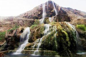 حمامات ماعين في الأردن