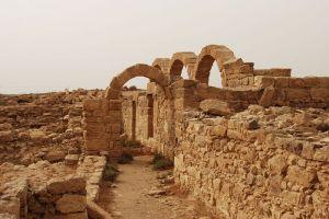 قرية أم الرصاص في مادبا - الأردن