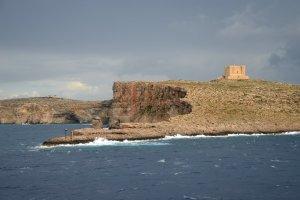 جزيرة جوزو في مالطا