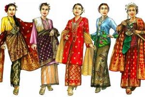 الأزياء الماليزية التقليدية