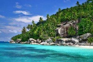 جزر أور في ماليزيا