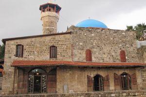 مسجد السلطان عبد المجيد