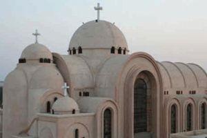 كنيسة السيدة العذراء في دمياط