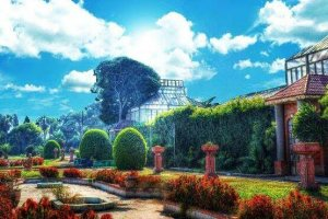 حدائق وقصر أنطونيادس بالإسكندرية