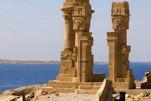 معبد رمسيس الثاني في مطروح - مصر