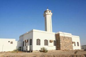 مسجد الحديبية في مكة المكرمة