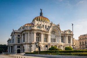 متحف الفنون الجميلة  بالمكسيك