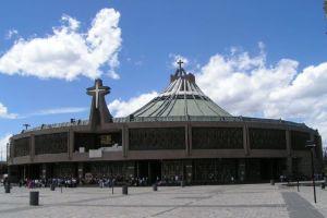 كنيسة سيدة غوادالوبي في المكسيك