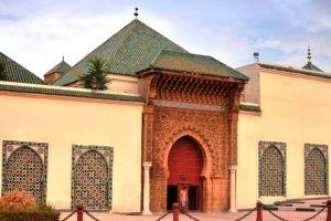 ضريح مولاي إسماعيل في مكناس - المغرب