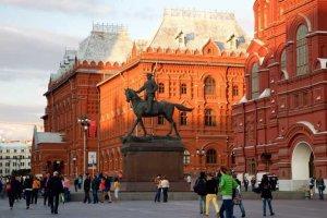 متحف الدولة التاريخي في موسكو يعدّ من أقدم المتاحف في العالم، إذ يحتوي على أهم المعالم الأثرية الروسية القديمة التي تعود للعصر الحجري