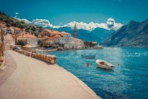 ساحل منطقة الجبل الأسود
