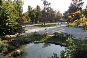 حدائق ميلانو العامة - إيطاليا