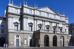 مسرح لا سكالا في ميلانو