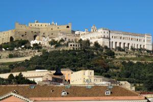 قلعة سانت المو في نابولي