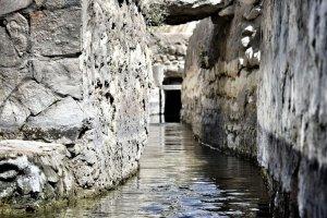 فلج دارس في سلطنة عمان