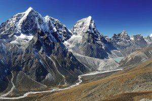 منتزه ساجارماثا الوطني في نيبال