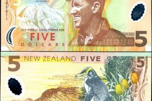 دولار نيوزيلندي العملة الرسمية لنيوزيلندا