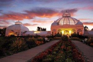 حدائق إيري كاونتي النباتية