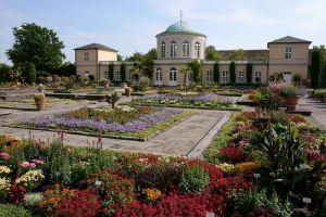 حديقة Berggarten في هانوفر