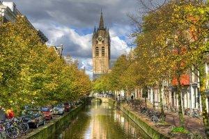 مدينة دلفت الهولندية