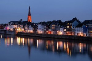 مدينة ماستريخت في هولندا
